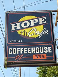 hopecafesign