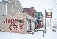 HopeCafewinter